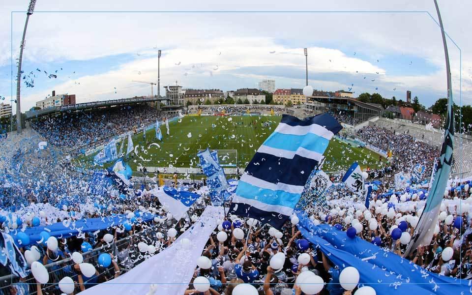 Tsv 1860 München Heimspiele