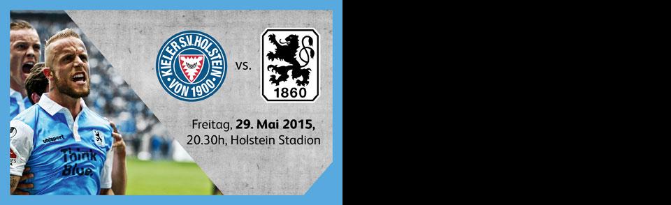 1860 Kiel Karten